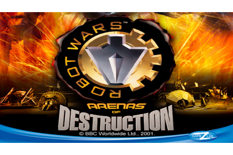 Robot Wars: Arenas of Destruction Windows, PS2 game - Mod DB