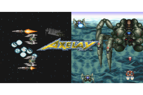 Axelay | Super Nintendo | Games | Nintendo