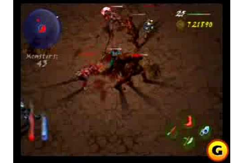 Dark Angel: Vampire Apocalypse - PS2 Gameplay 1080p (PC ...