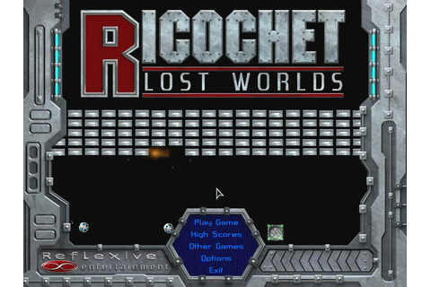Ricochet Lost Worlds > iPad, iPhone, Android, Mac & PC ...