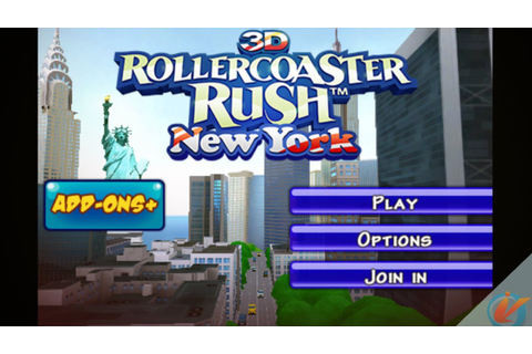 New York 3D Rollercoaster Rush - iPhone Gameplay Video ...
