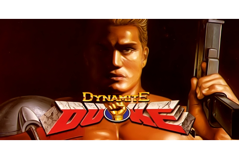 Dynamite Duke Game Download | GameFabrique
