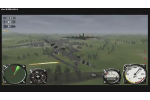 Air conflicts aces of world war ii psp iso ...