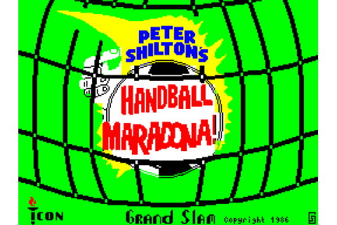 Peter Shilton's Handball Maradona! (1986) by Icon Design ...