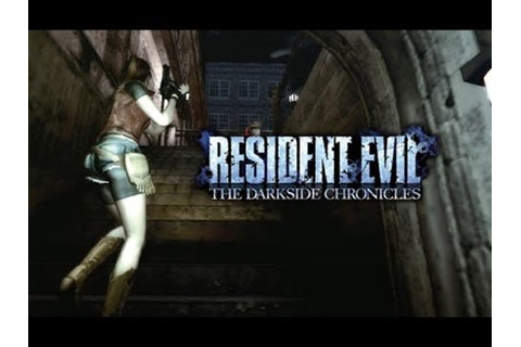 Resident Evil: The Darkside Chronicles (Wii) Review - YouTube