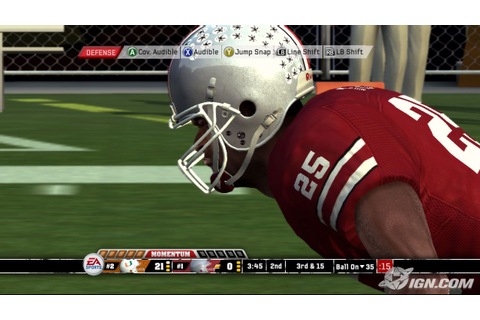 NCAA Football 07 full game free pc, download, play ...