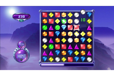 Bejeweled 2 - Classic Game - Level 1 - YouTube