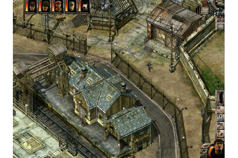 Commandos 2: Men of Courage Game Free Download Full ...