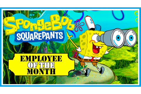 SpongeBob SquarePants: Employee of the Month Demo Gameplay ...