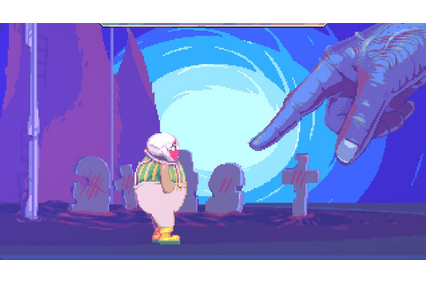 Everybody hates you (in Dropsy the Clown) - Kill Screen