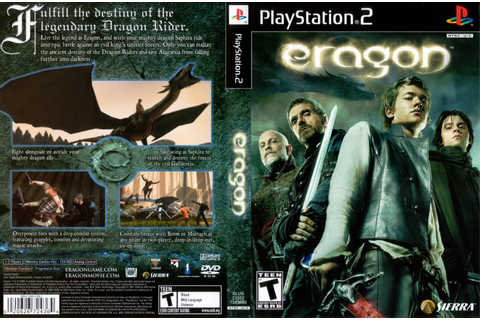 All Computer And Technology: Download Game Ps2 Eragon ISO ...