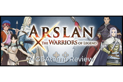 Review: Arslan: The Warriors of Legend (Xbox One ...