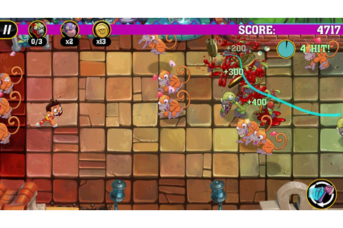 Zoombies: Animales de la Muerte! iOS Game Review