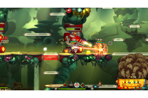 Download Awesomenauts: Overdrive Expansion Full PC Game