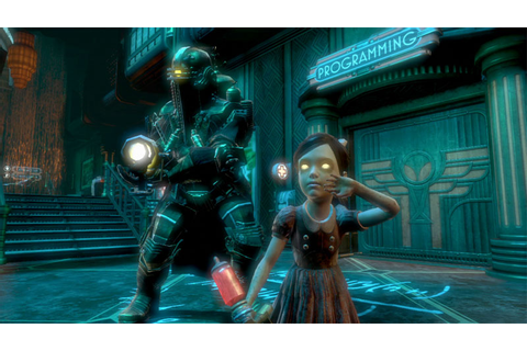 BioShock 2: Minerva's Den Review: Thinker Man's Game ...