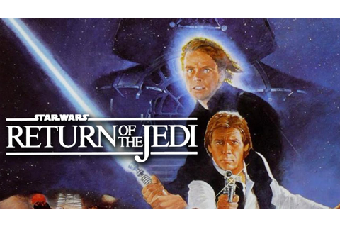 Star Wars VI: Return Of The Jedi -- Movie Review #JPMN ...