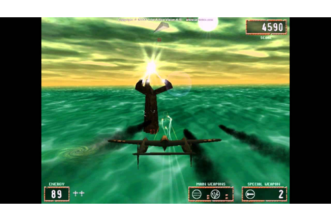 Pacific Warriors Air Combat Action PC 2000 Gameplay - YouTube