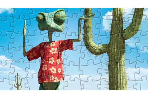 Rango Puzzle Games For Kids - YouTube