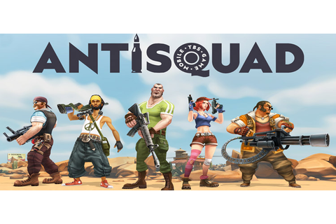 Antisquad Free Download Full PC Game FULL Version