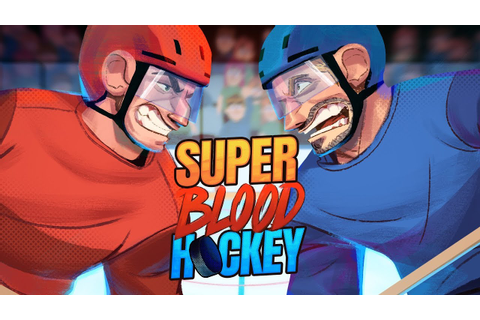 Super Blood Hockey | Launch Trailer | Nintendo Switch ...