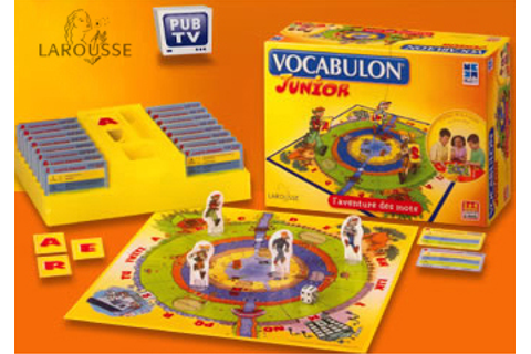 Jeux de societe vocabulon junior - stepindance.fr
