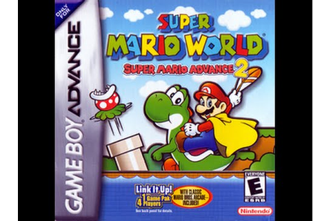 Super Mario World: Super Mario Advance 2 (Nintendo Game ...