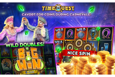 TimeQuest Slots | FREE GAMES APK Download For Free