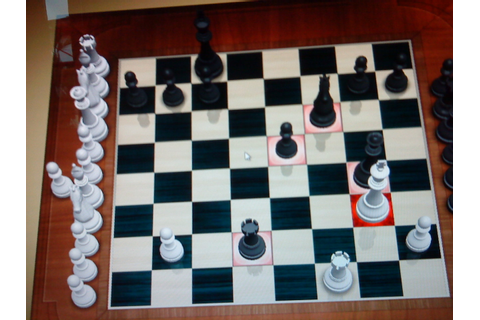 Davis Pannell's blog: Review of chess titans game::What ...
