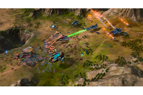 Game Media: Ashes of the Singularity
