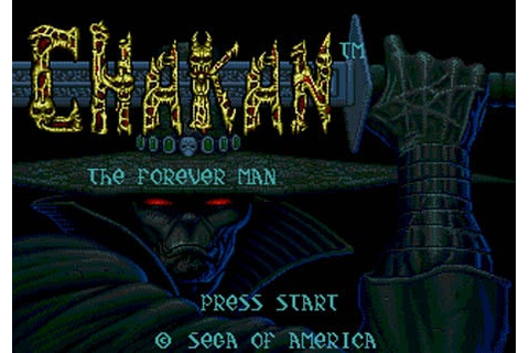 Screw This Game: Chakan - IGN