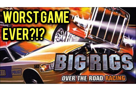 Big Rigs Over the Road Racing - Review / Gameplay - YouTube