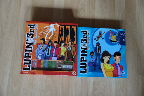 Rear Guard Action: Lupin III