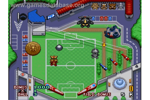 Battle Pinball - Nintendo SNES - Games Database