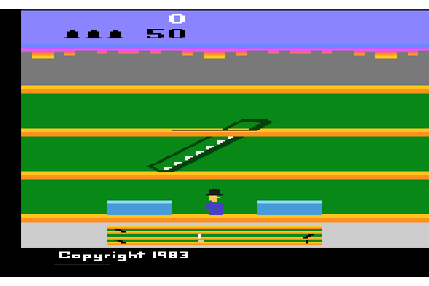 AtariAge - Atari 2600 Screenshots - Keystone Kapers ...