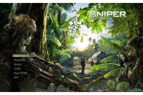 Sniper Ghost Warrior Free Download - FREE PC DOWNLOAD GAMES