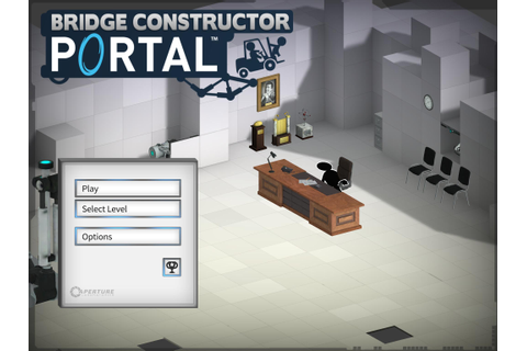 Bridge Constructor Portal review: It's like a new Portal ...