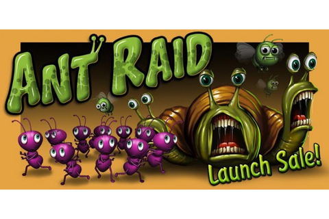 Featured Android Game Review: Ant Raid [Arcade & Action]