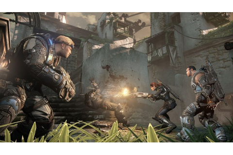 Gears of War: Judgment (Video Game Review) - BioGamer Girl