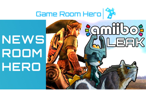 New Amiibo functionality for Twilight Princess HD? - Game ...