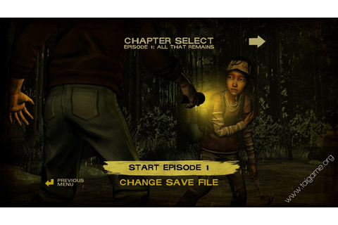 The Walking Dead: Season 2 - Episode 4 - Amid the Ruins ...