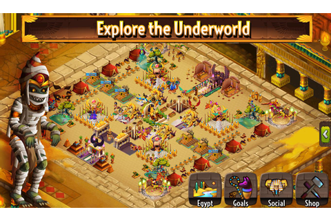 Age of Pyramids: Ancient Egypt for Android - APK Download