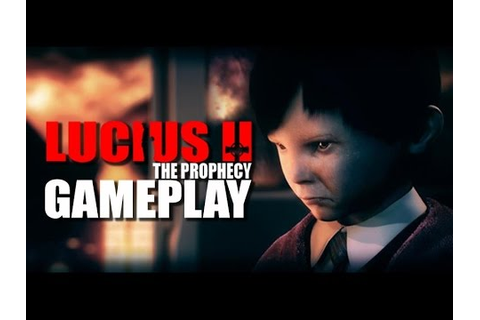 Lucius II: The Prophecy • PC gameplay • 1080p 60FPS • GTX ...