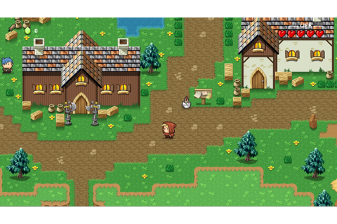 YoYo RPG by YoYo Games | GameMaker: Marketplace