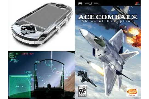 "Ace Combat X Skies Of Deception Soundtrack ""Prelude Joint ..."