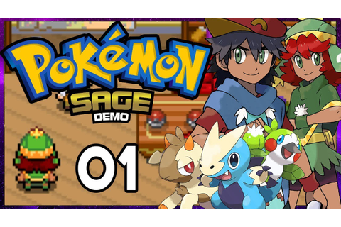 Pokemon Sage Part 1 AMAZING FAKEMON Pokemon Fan Game ...