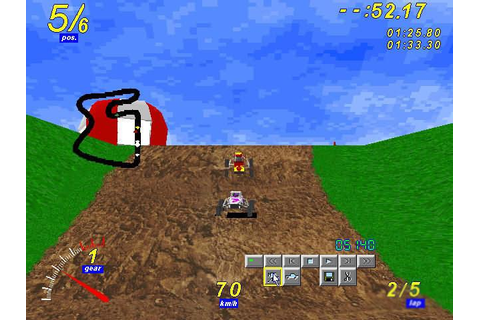 SODA Off-Road Racing Download (1997 Simulation Game)