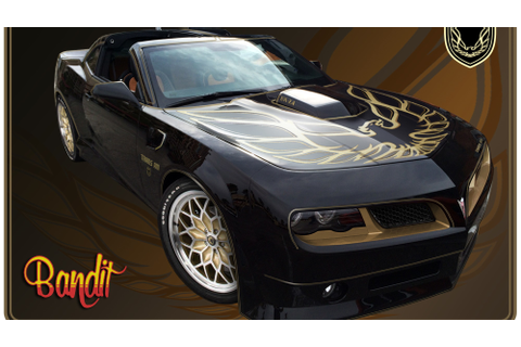 2016 Trans Am SE Bandit Edition | Top Speed