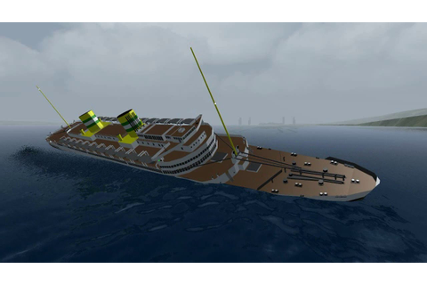 virtual sailor 7 Capsizing Ships - YouTube