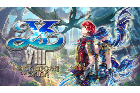 Ys VIII: Lacrimosa of DANA Game | PS4 - PlayStation