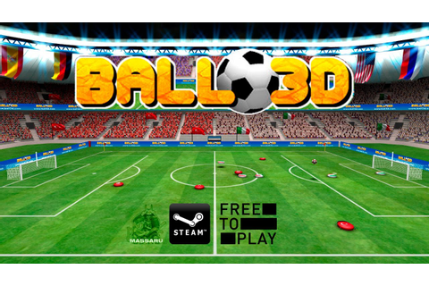 Ball 3D: Soccer Online (Free to Play) - Gameplay - PC HD ...